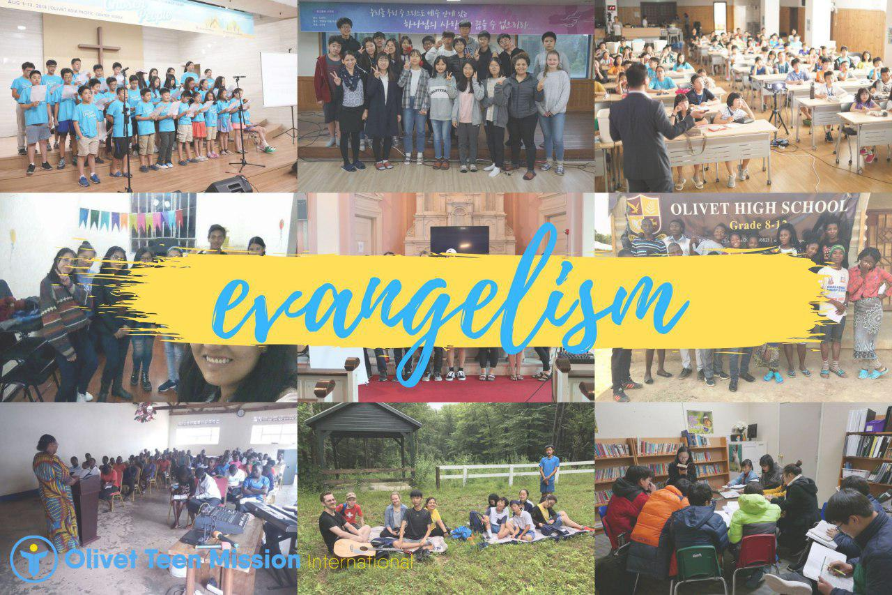 Teen Mission